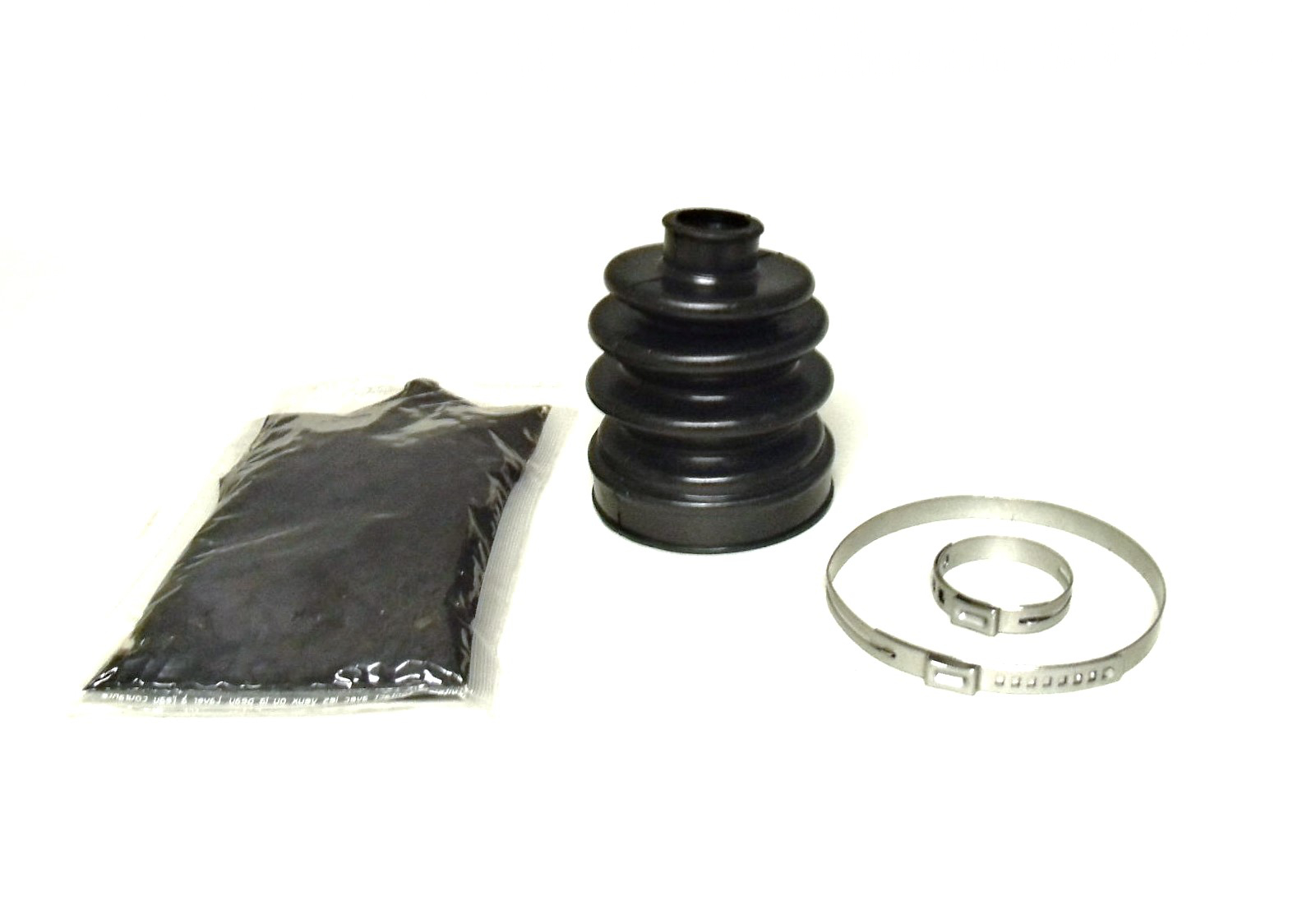 2002 2003 2004 Bombardier Quest 500 Front Outer CV Boot Kit