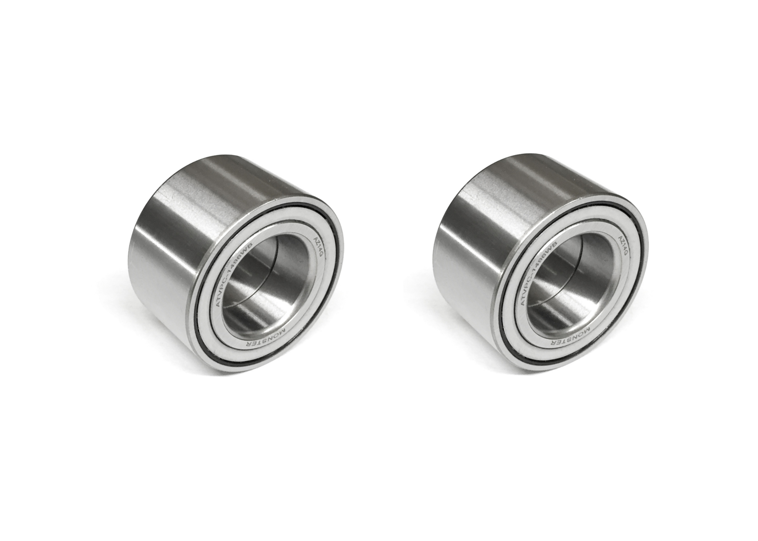 4 FRONT REAR WHEEL BALL BEARING For ARCTIC CAT WILDCAT TRAIL SPORT 700 2014-2018