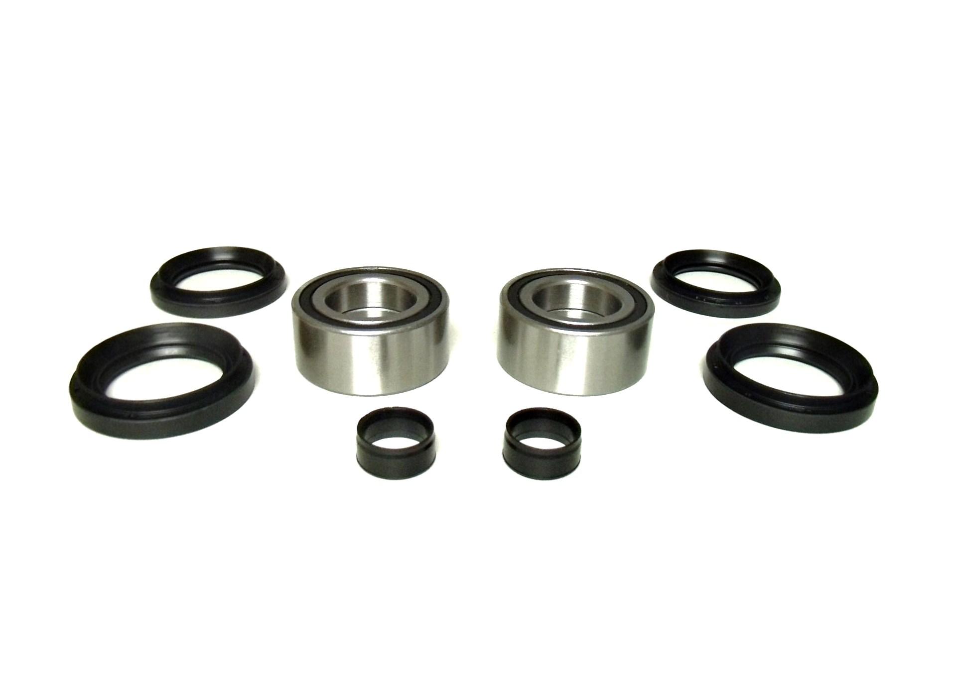 3554506 Pair of Front Wheel Bearing Kits for Polaris ATV 3554507 Fits 3610019