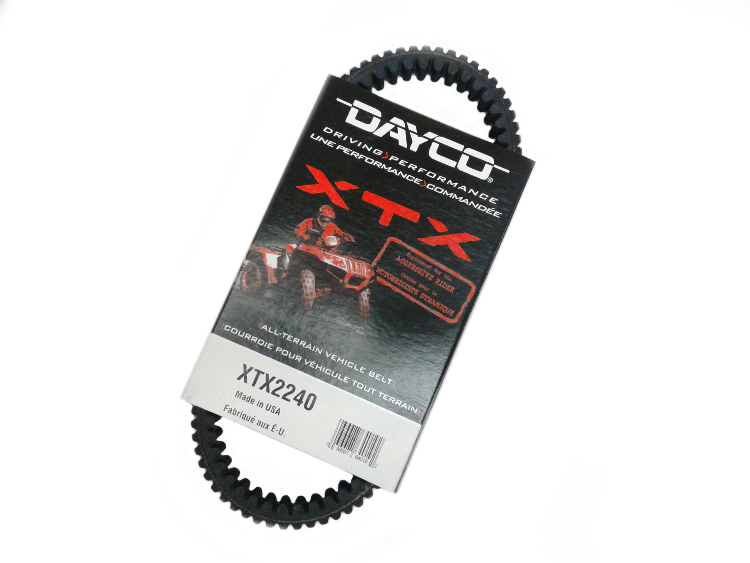 DAYCO XTX Drive Belt XTX2234
