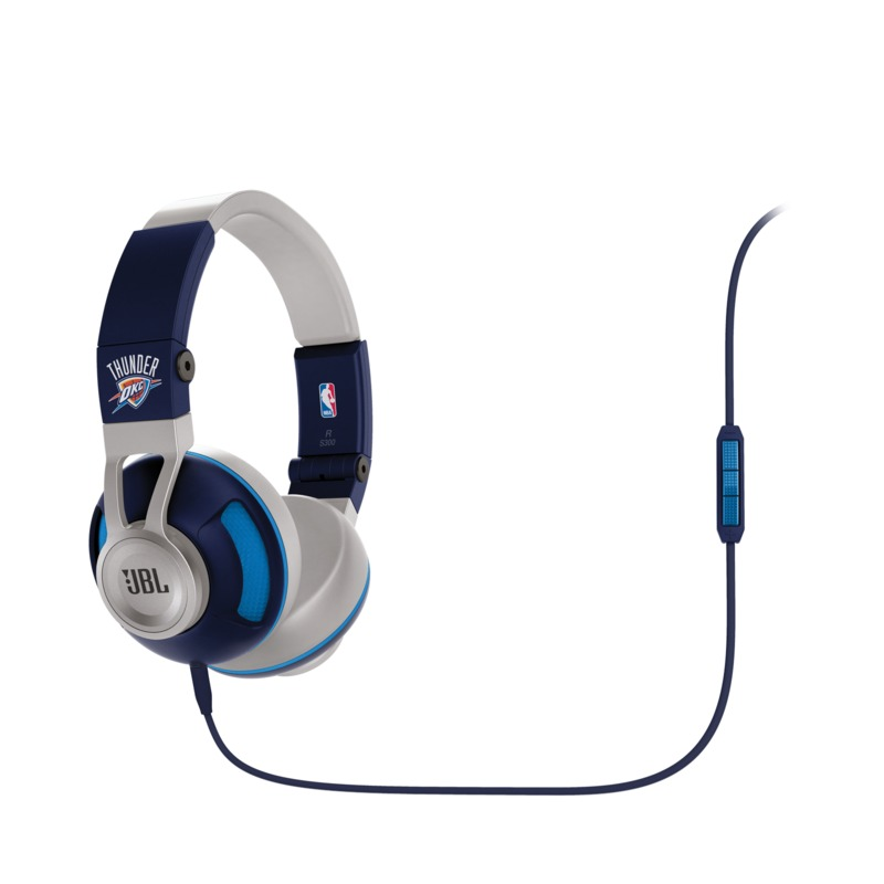 JBL-SYNCHROS-S300-NBA-On-Ear-Stereo-Headphones-w-Mic