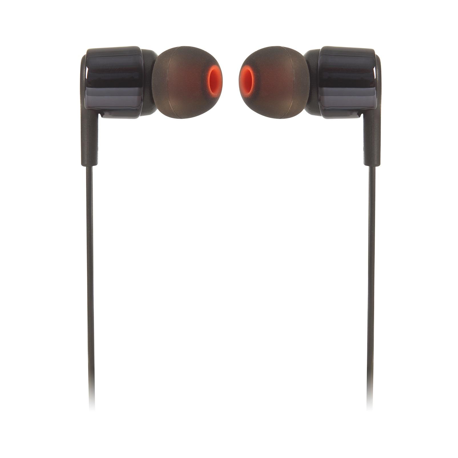 JBL-T210-In-Ear-Wired-Headphone-Earphones-Metallic-Finish thumbnail 4