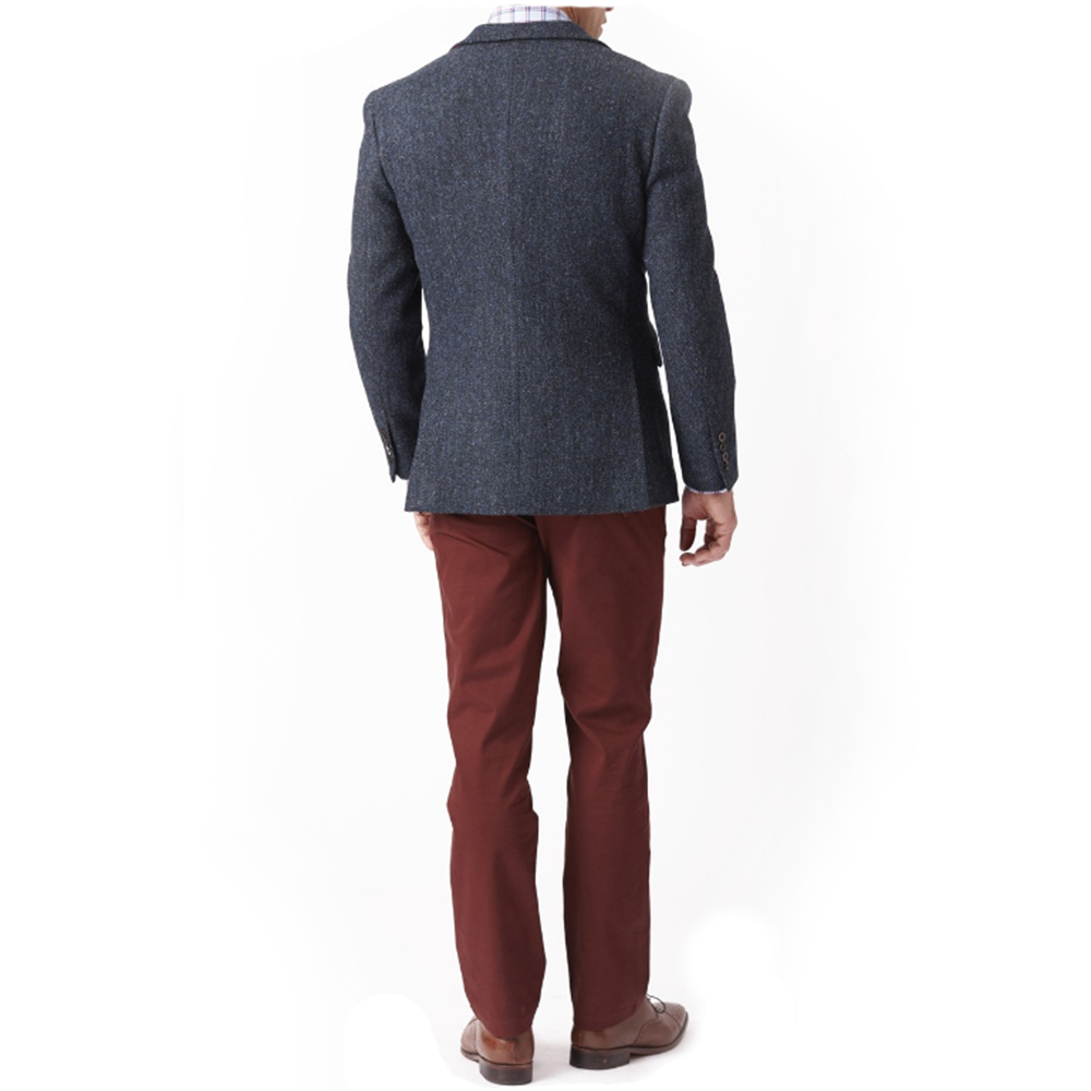 new wool premium mens stranraer harris tweed jacket coat uk size 36s to 48l ebay