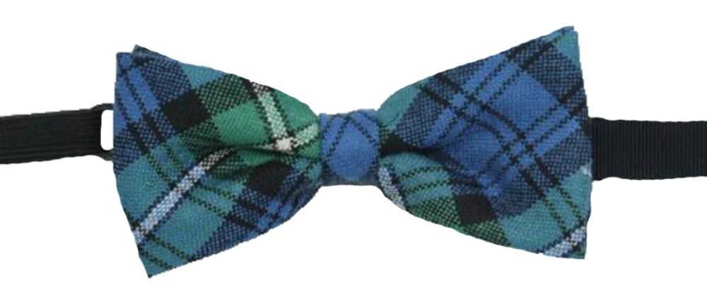 Cravates/noeuds pap/foulards Homme Noeud Papillon Tissé En Écosse Cameron d'Erracht Ancient Tartan