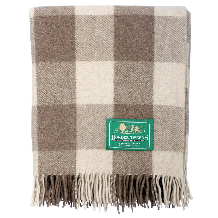 New-BNWT-Scottish-Throw-Large-Wool-Tartan-Rug-Range-of-Tartans-Colours thumbnail 14