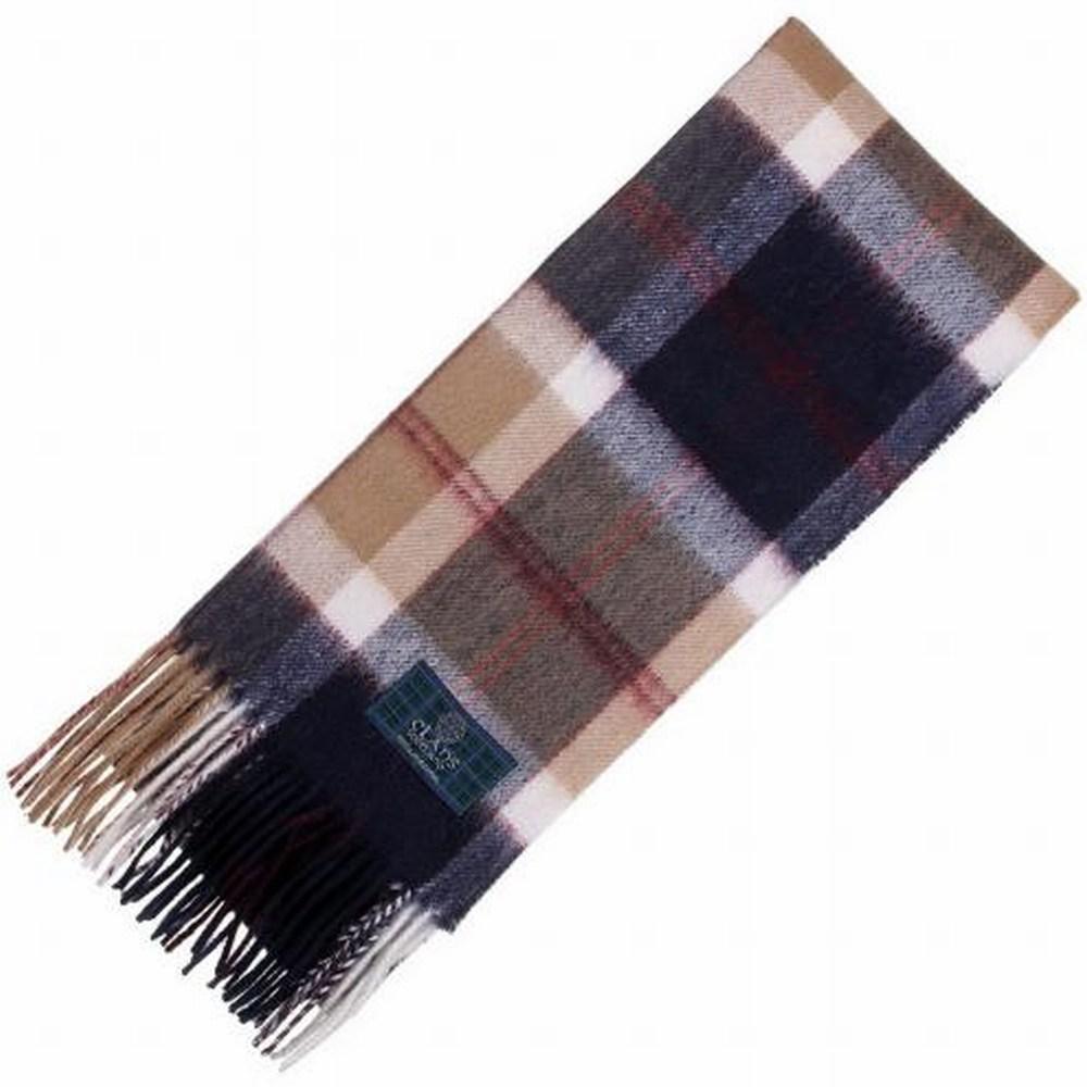 Tartan Republic Long Neck Fashion Austin Modern Scarf Scots Wool Clan Scarves
