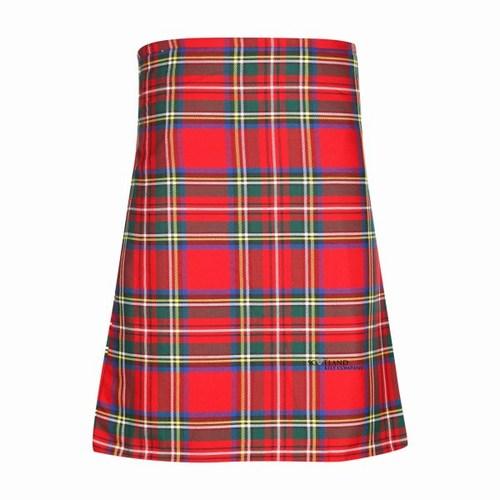 New Scottish Premium Mens Tartan Polyviscose Waistcoat MacKenzie Modern