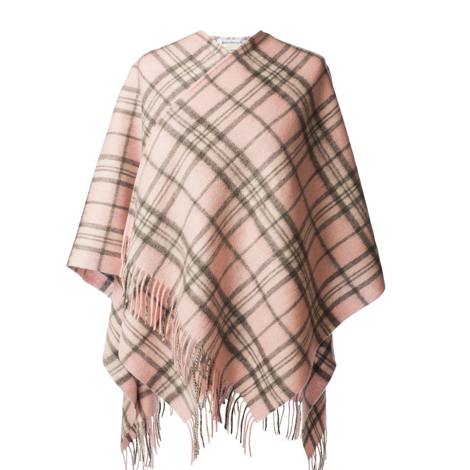 NEW Fashion Scialle Poncho 100% LANA LANA LANA D'AGNELLO Cape nella scelta di sapore  503ca5