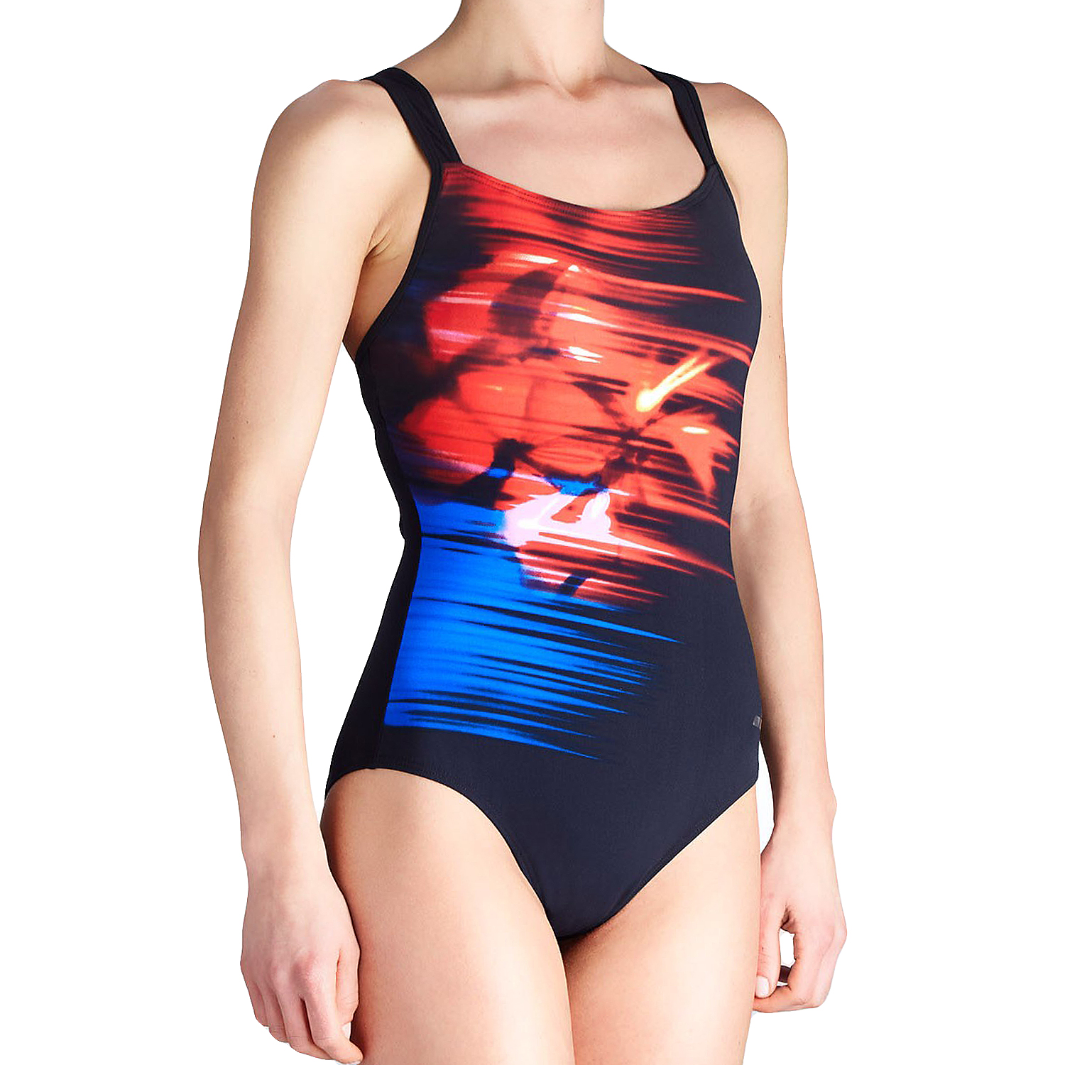 Arena Womens Orchidea Body Shaping One Piece Swimming Swim Swimsuit Costume - 10 | eBay