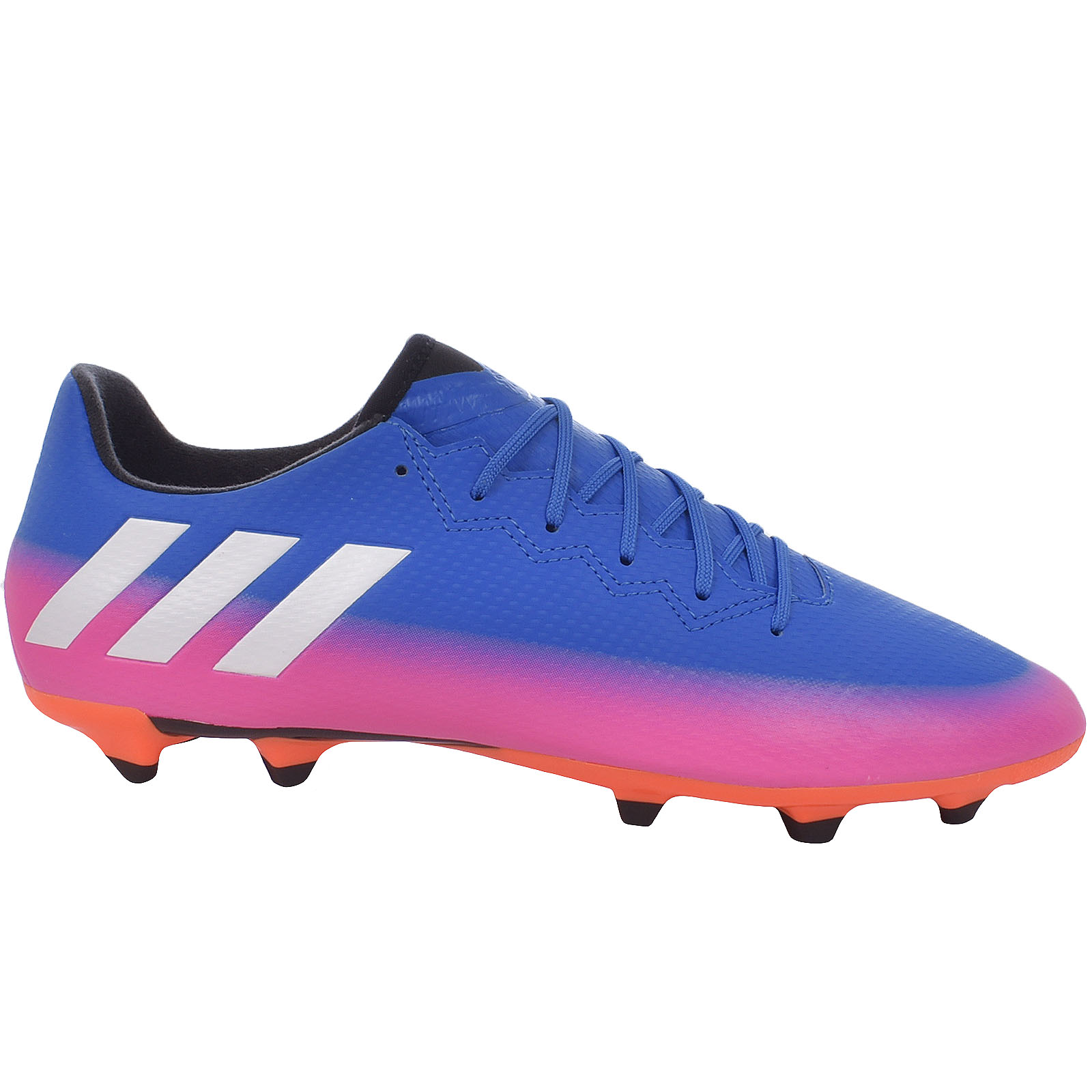 098356efb Details about adidas Performance Mens Messi 16.3 FG Soccer Training  Football Boots - Blue