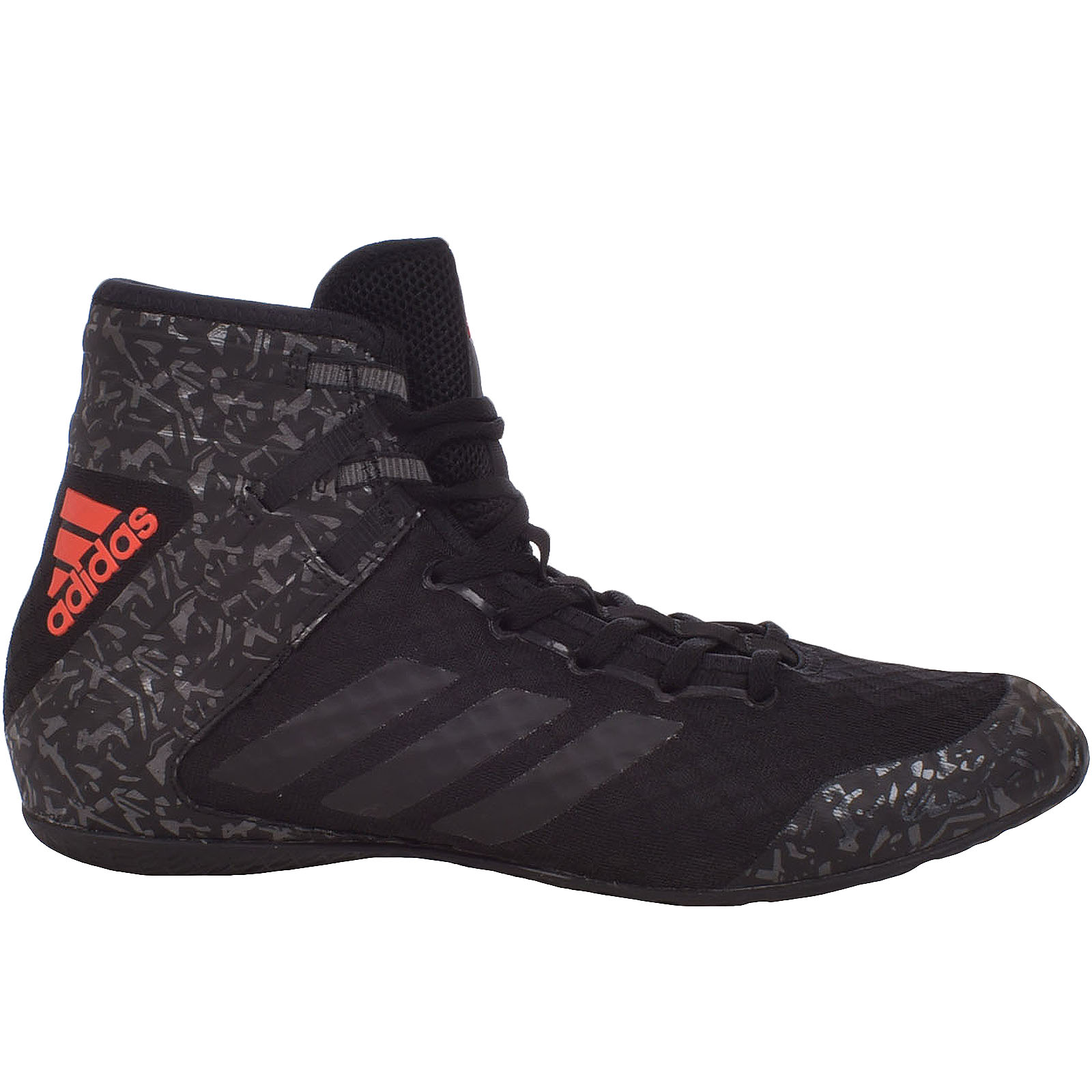 7574273a7b8e Details about adidas Performance Mens Speedex 16.1 City Pack Lace Up Sports  Boxing Shoes-Black