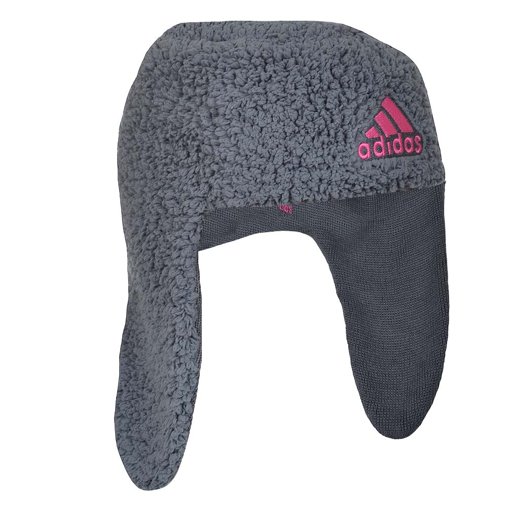 bc37c0a6a60 adidas Performance Reversible Ushanka Russian Trapper Winter Beanie ...