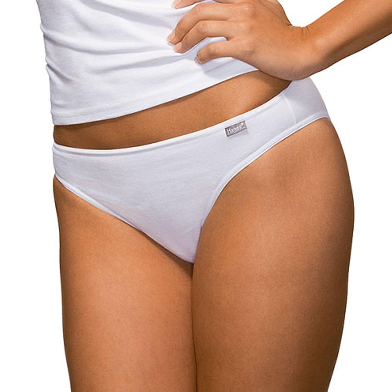 1 Pair Hanes Stretch Cotton Womens Underwear G String Thong ...