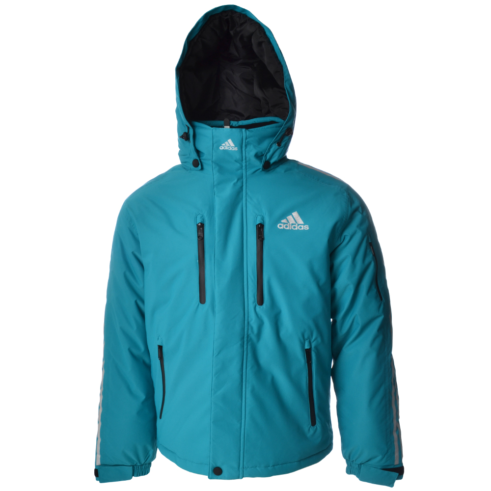 Adidas Mens Padded Winter Ski Jacket - Thermal Snow Coat