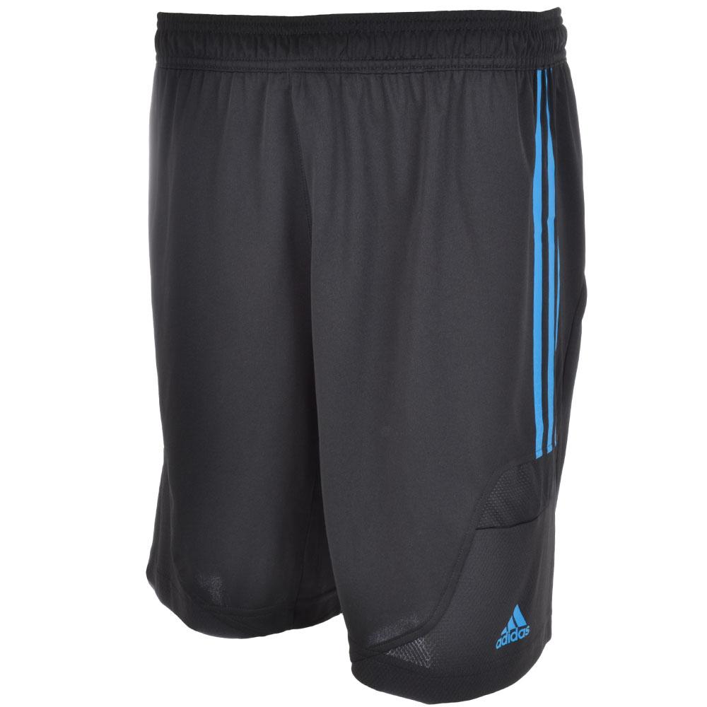 Adidas Predator Mens Black Football Training Shorts