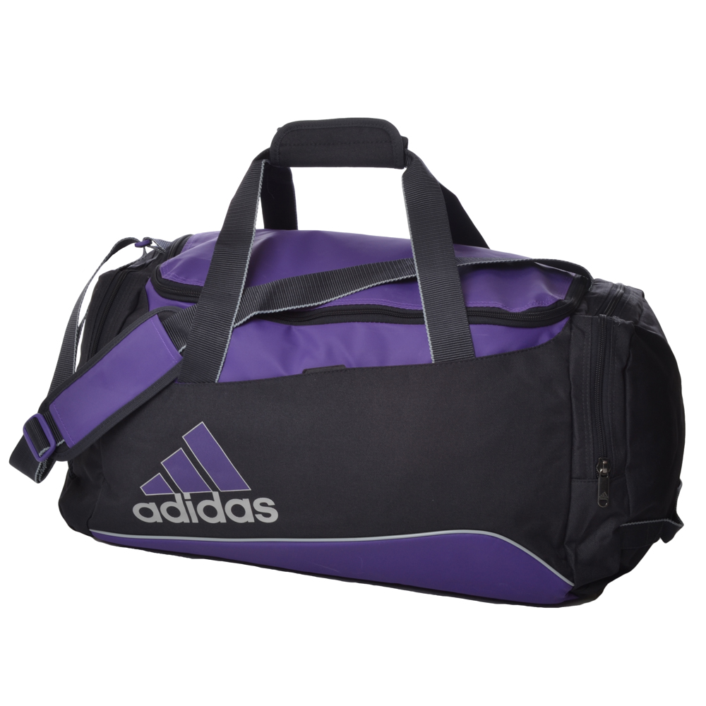 Adidas Gym Travel Teambag Holdall M Shoulder Duffle Bag V86938 on ... 91f93b4cca7b8