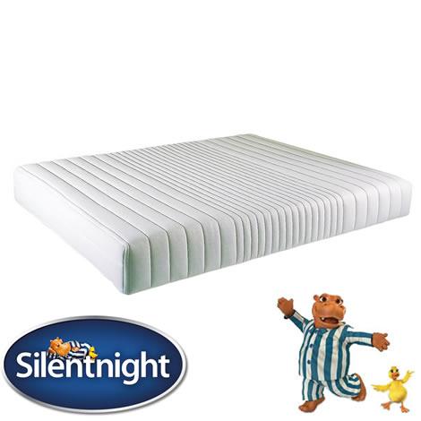 Silentnight Memory Foam Mattress Single Double Kingsize