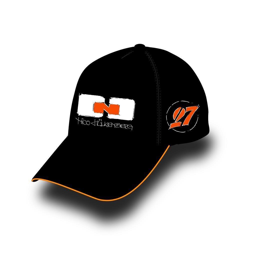 Gorra Sombrero Fórmula uno 1 Sahara Force India F1 Team Driver Nico ... a0346363236