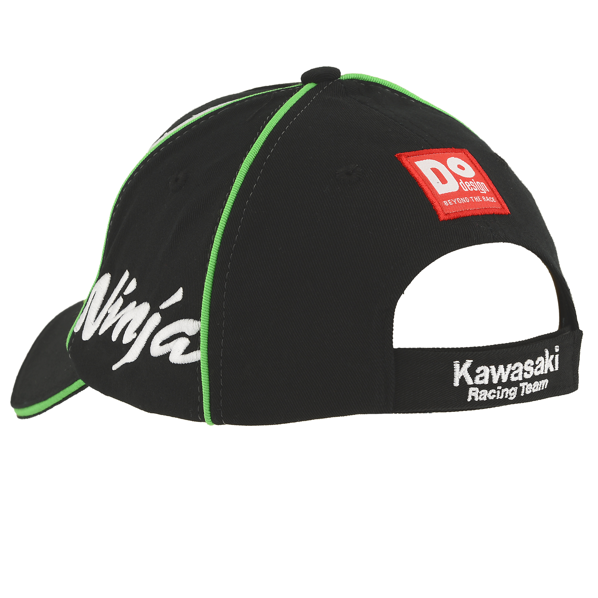 6181181a2680f CAP Hat MotoGP KAWASAKI Racing Team Bike Ninja Motorcycle Superbike ...