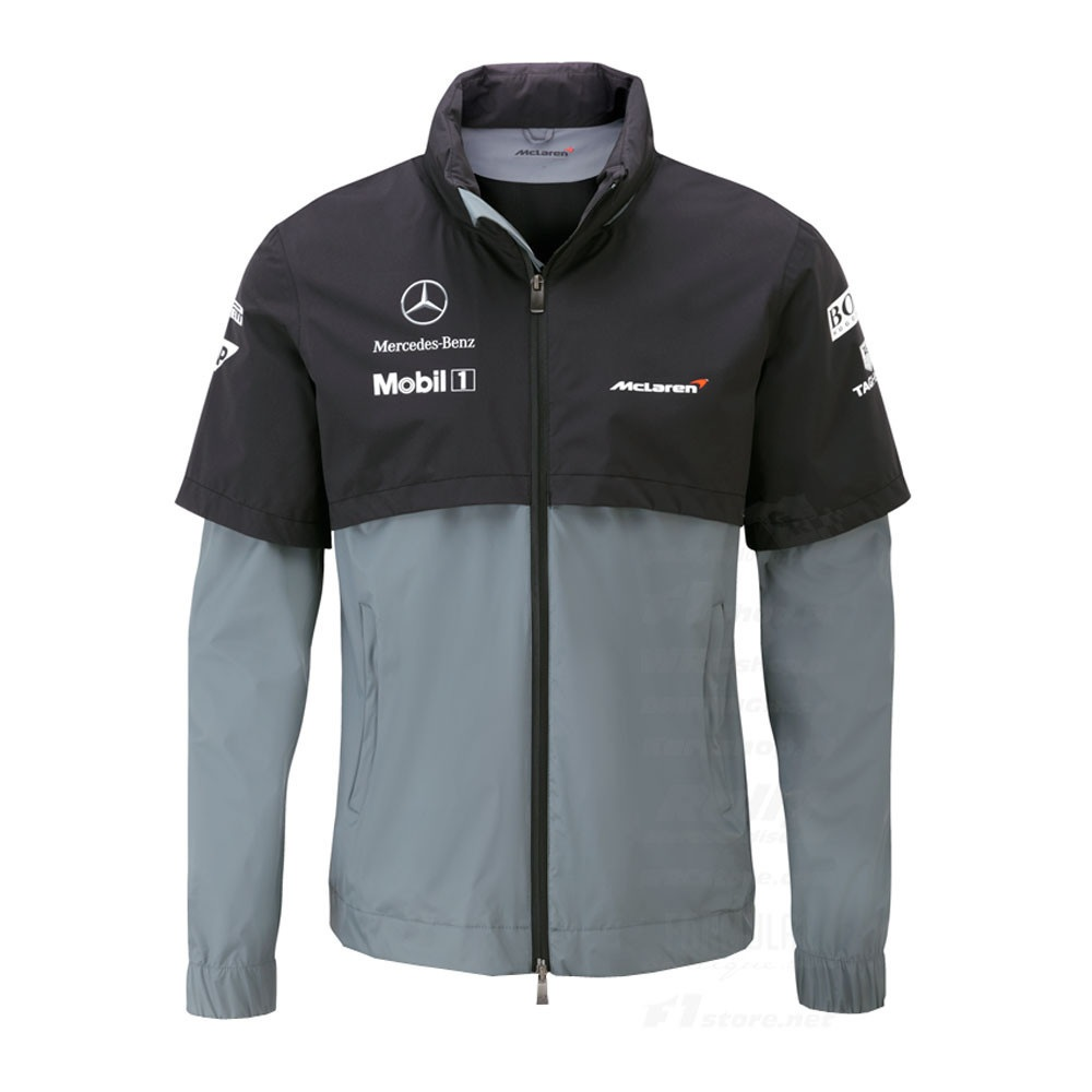 jacket jacke formel formula one 1 mclaren f1 2014. Black Bedroom Furniture Sets. Home Design Ideas