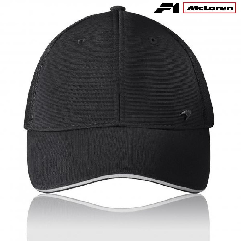 88166ee0 Détails sur Casquette Formula One 1 Équipe Mclaren Lifestyle F1 Neuf Noir  Logo Badge Logo- afficher le titre d'origine