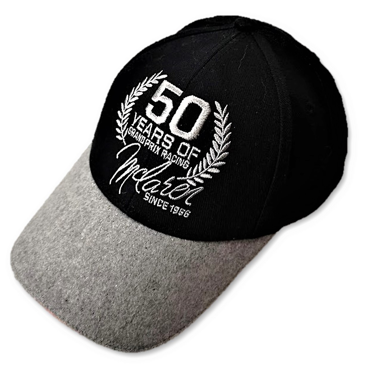 Premium Official Merchandise Black BELT Team McLaren Formula One 1 F1 NEW
