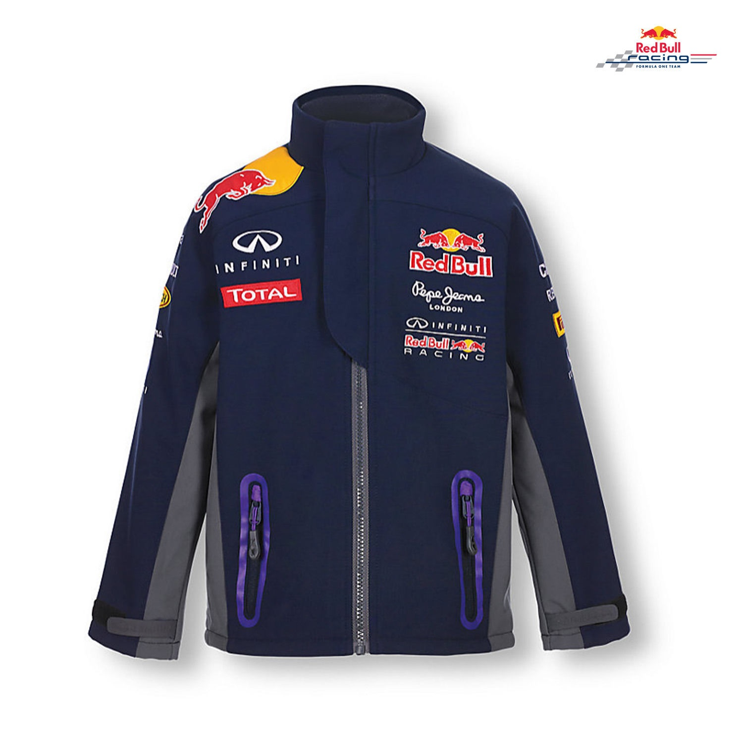 veste enfants softshell manteau red bull racing childrens formula one 1 f1 nouveau ebay. Black Bedroom Furniture Sets. Home Design Ideas