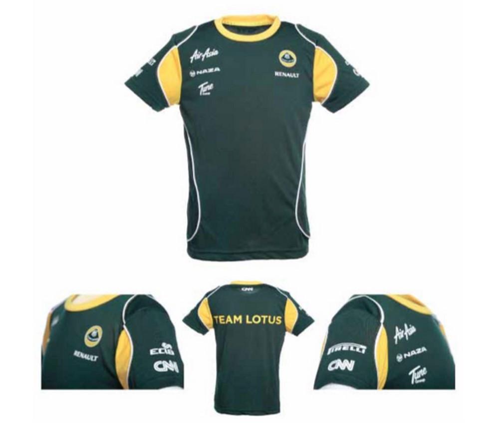 t shirt formel formula one 1 team lotus f1 neu kinder de s. Black Bedroom Furniture Sets. Home Design Ideas