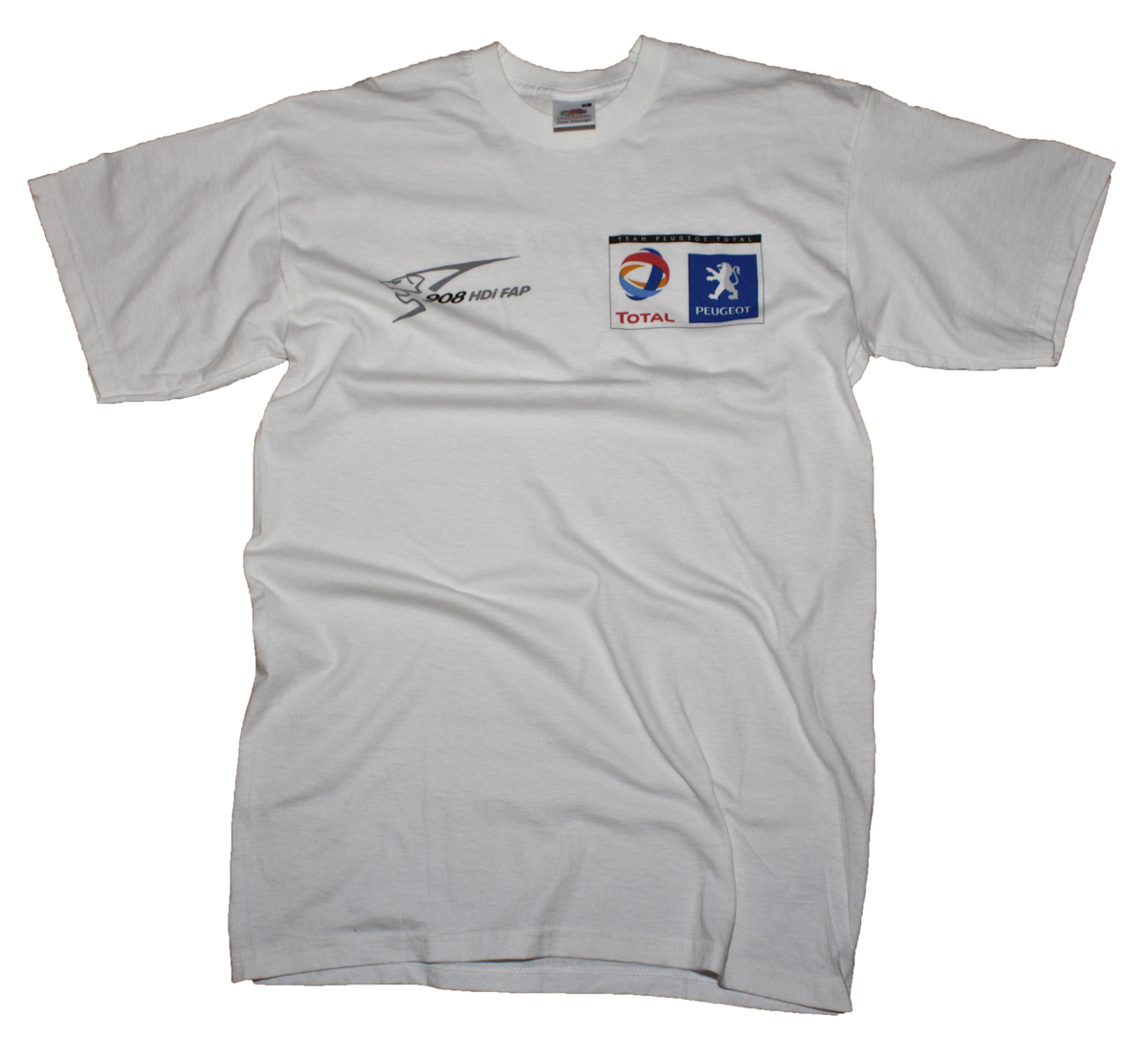 t shirt peugeot racing team sportscar 908 new ebay. Black Bedroom Furniture Sets. Home Design Ideas