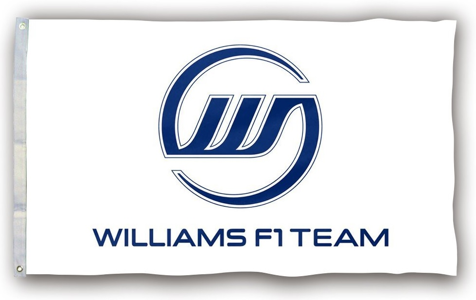 183 X 96 Cm nuevo Toalla Playa Baño Williams Hackett London equipo de Fórmula Uno 1 F1