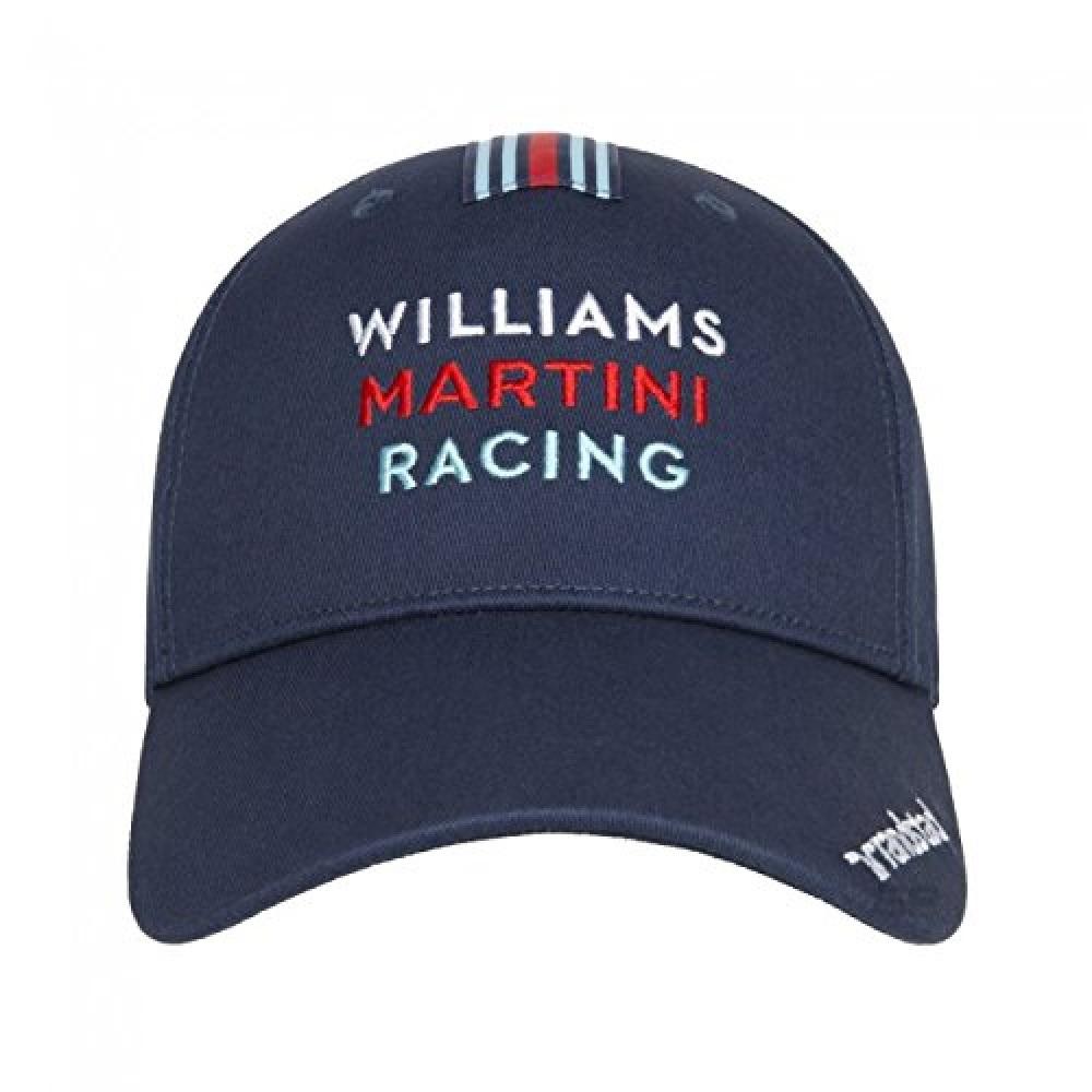 cap gorra Williams Martini Racing Formula One 1 F1 Hackett Sponsor ... 302c04ff4c4