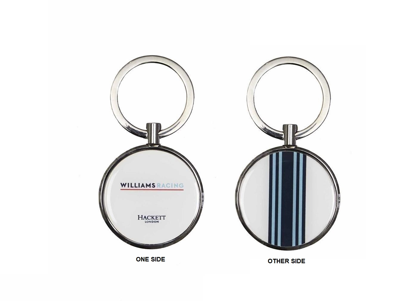 Hackett White Enameled Keychain Keyring Williams Martini F1 Formula One 1 New Archives Statelegals Staradvertiser Com