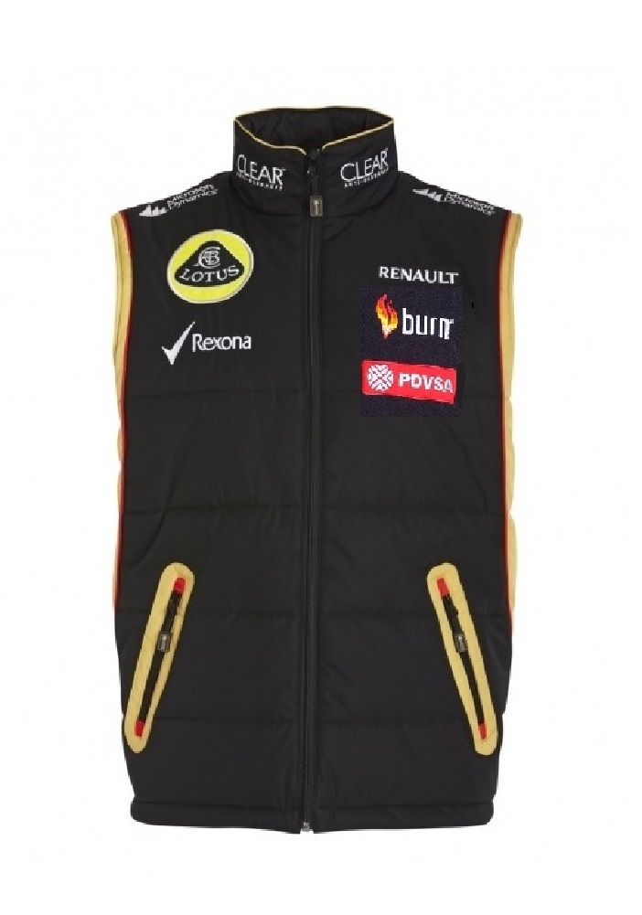 GILET-Bodywarmer-Formula-One-1-Lotus-F1-Team-PDVSA-Jacket-2014-5-XSmall-CA