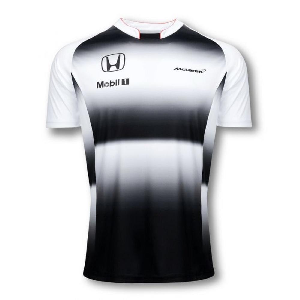 Abbigliamento e accessori T-shirt e maglie T-shirt per bambini Magnussen TEE Formula One 1 Team McLaren F1 Kids 2014