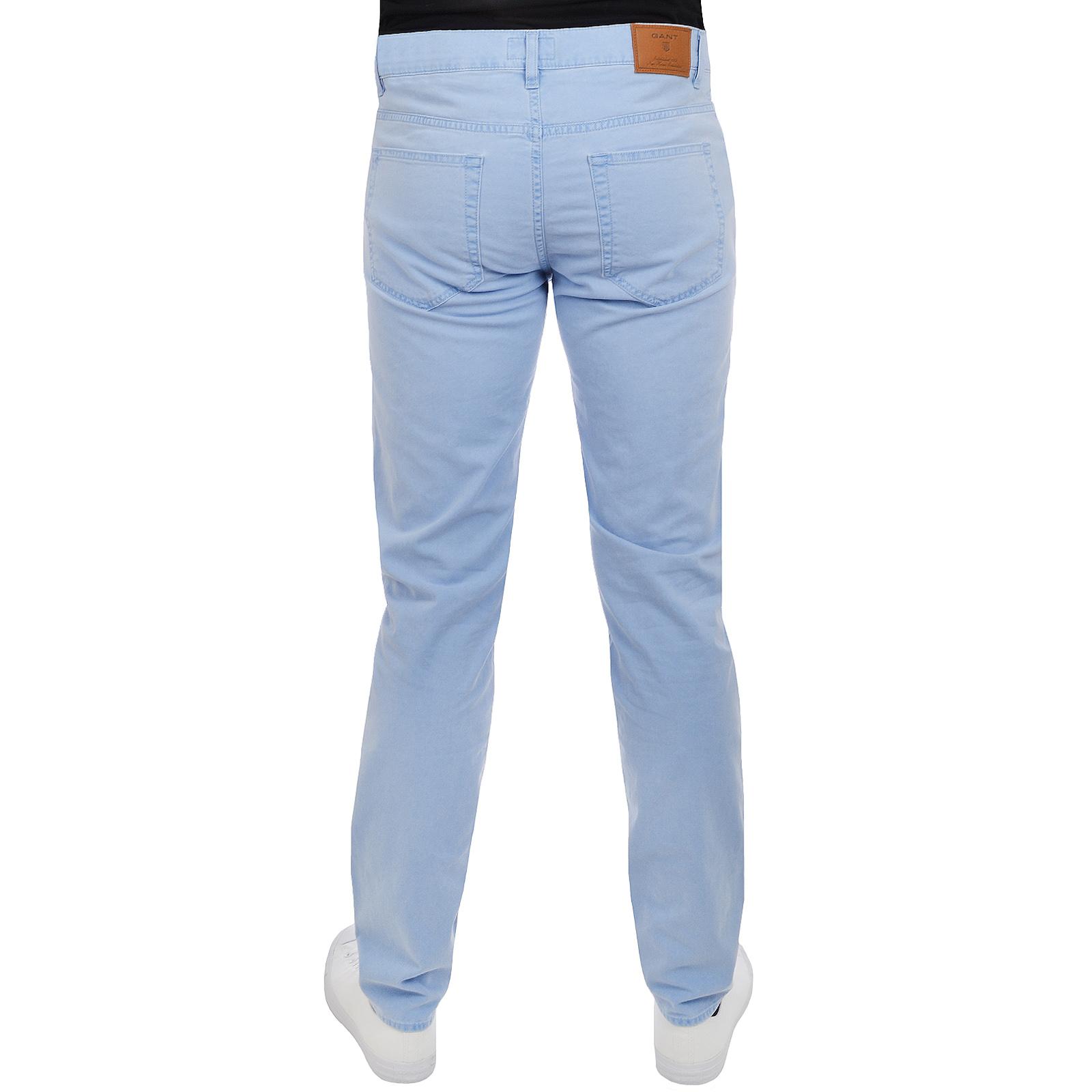 GANT Herren Chip staubig Twill Komfort schmale Passform enge Jeans Hose    eBay ae4e4167eb