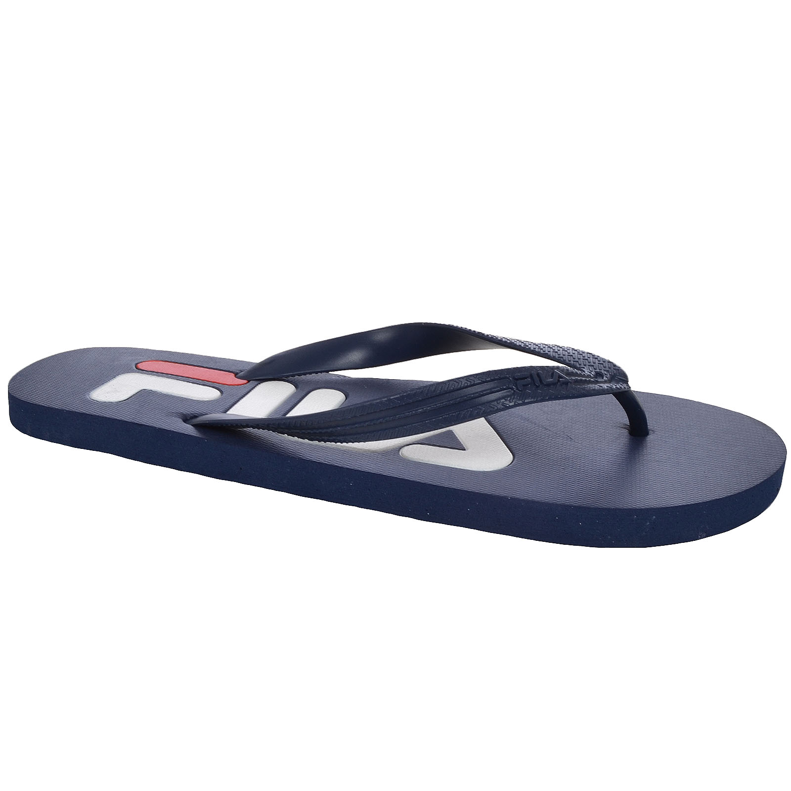 f1a8df1a8d4 Fila Mens Troy Flip Flops Beach Pool Holiday Slip On Sandals Thongs ...