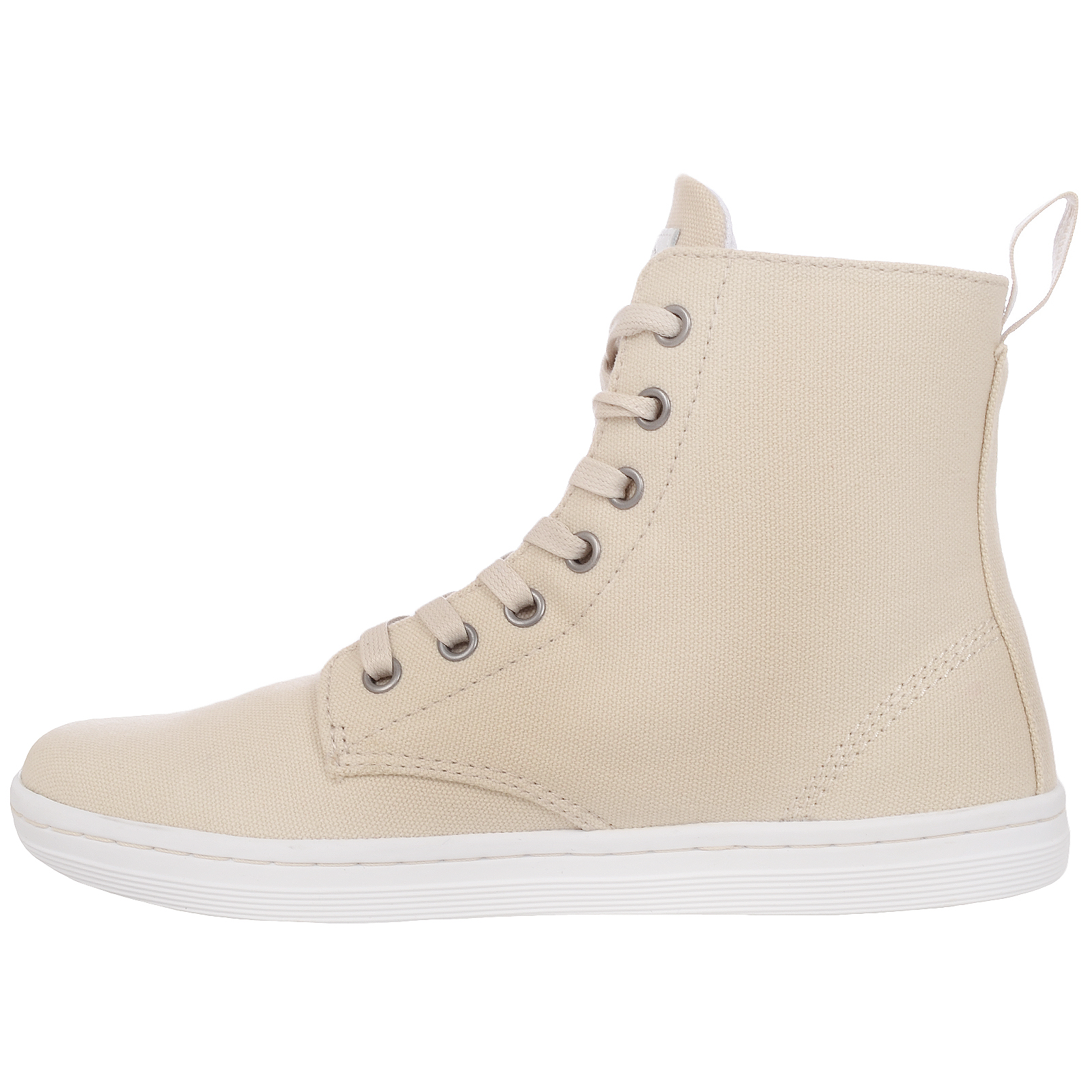 dr doc martens womens hackney canvas casual high top