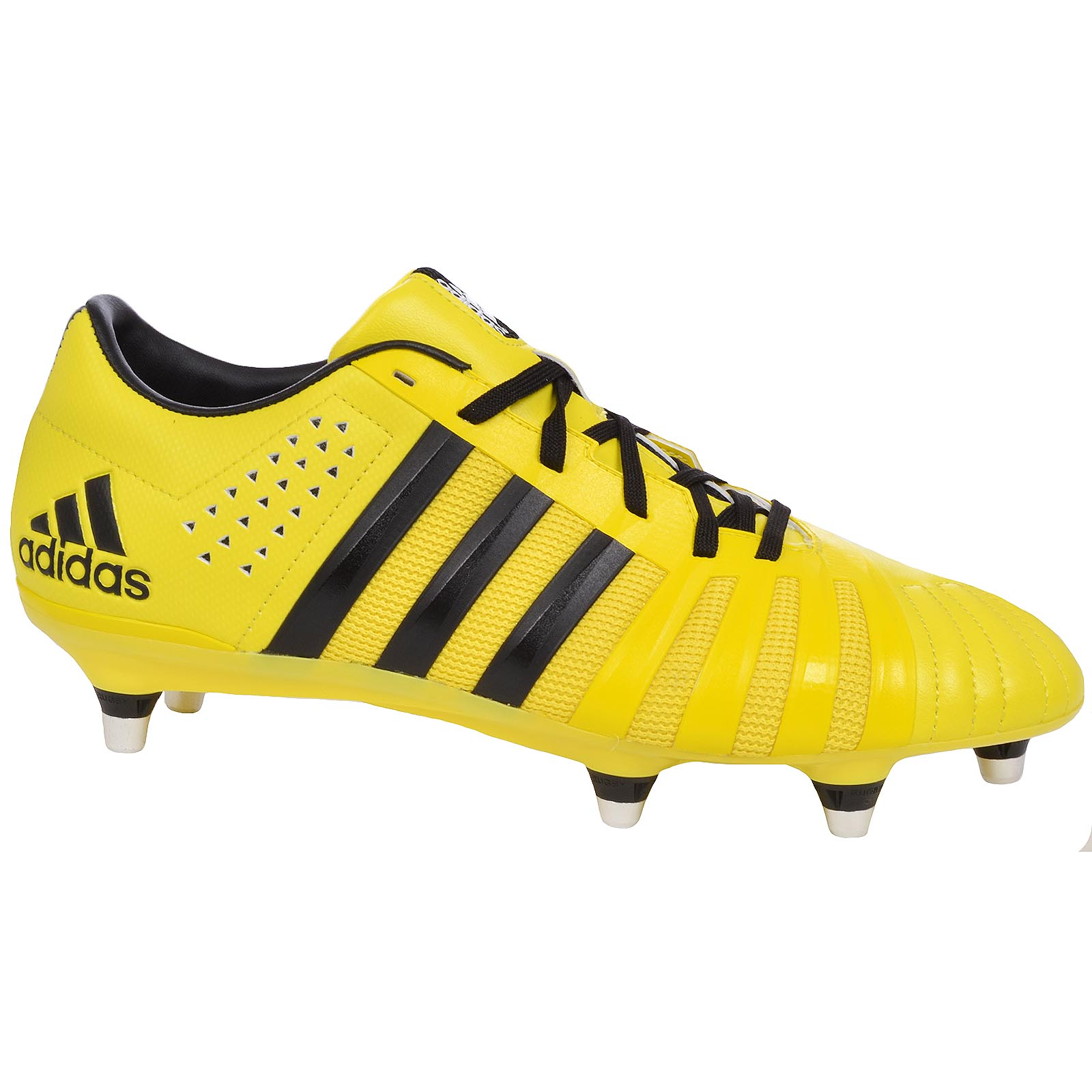 wholesale dealer 53642 48269 Details about adidas Performance Mens FF80 Pro 2.0 Soft Ground SG Rugby  Boots - Yellow