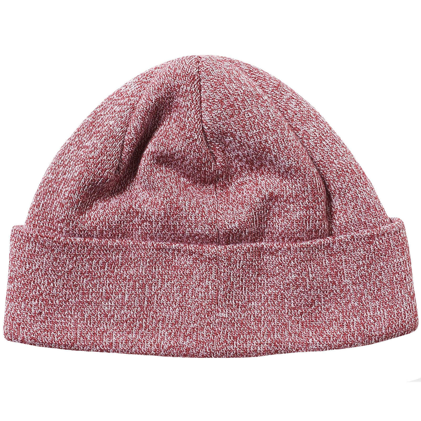 50217e7c966 adidas Originals Warm Winter Rib Logo Beanie Hat - Burgundy