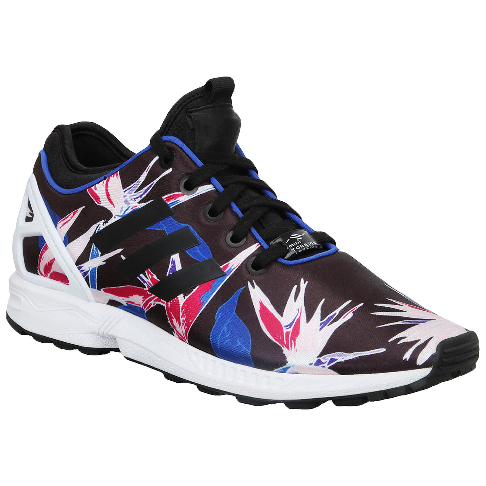 Details about adidas Originals Mens ZX Flux NPS Sports Shoes Trainers -  Floral bd5f2363d7