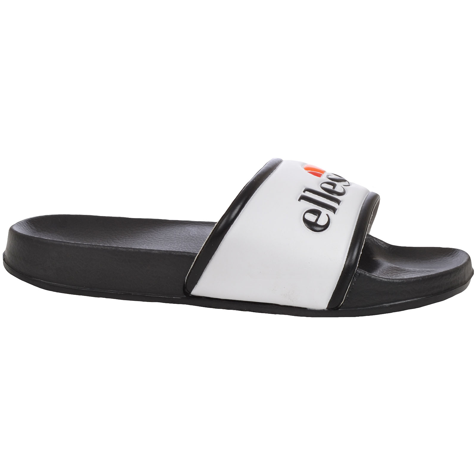 cda21dbb58b1 Ellesse Mens Julian Slides Flip Flops Pool Summer Slip On Sliders ...