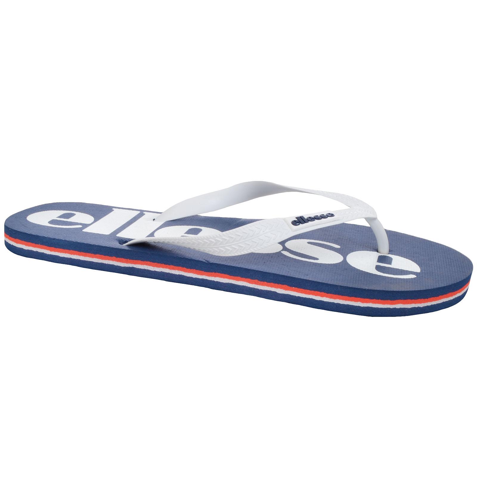 Ellesse-Mens-Marcos-Flip-Flops-Beach-Pool-Holiday-Slip-On-Sandals-Thongs thumbnail 15
