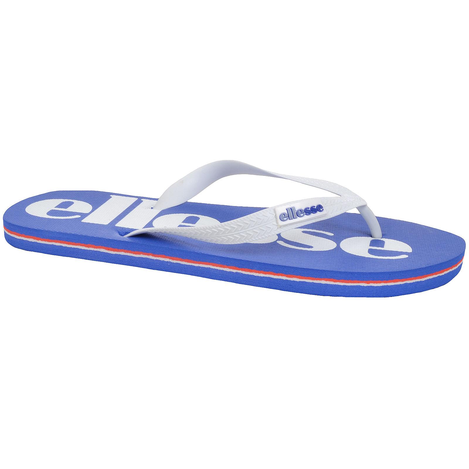 Ellesse-Mens-Marcos-Flip-Flops-Beach-Pool-Holiday-Slip-On-Sandals-Thongs thumbnail 7