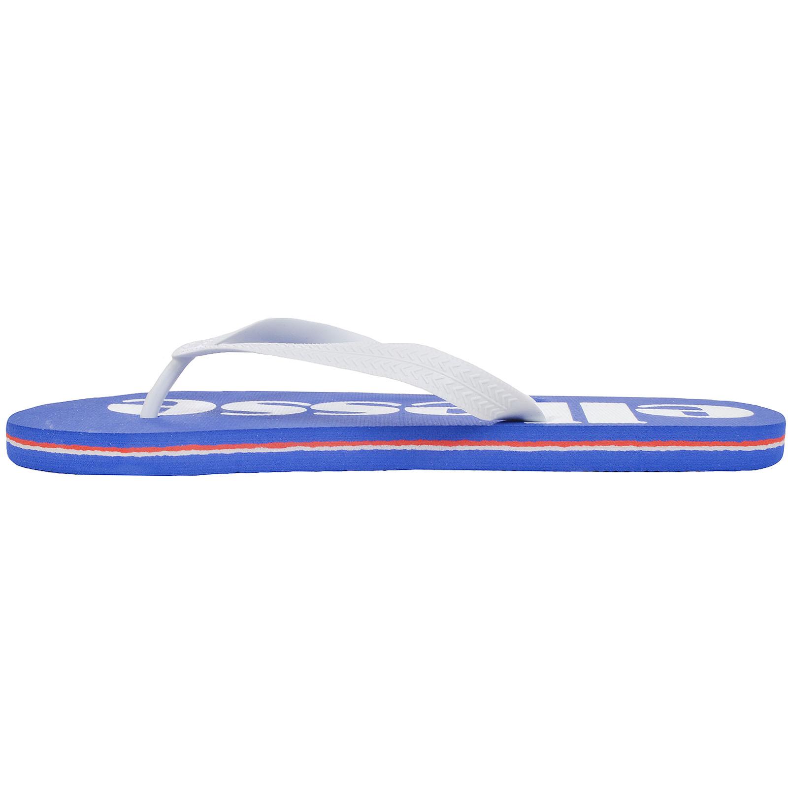 Ellesse-Mens-Marcos-Flip-Flops-Beach-Pool-Holiday-Slip-On-Sandals-Thongs thumbnail 8