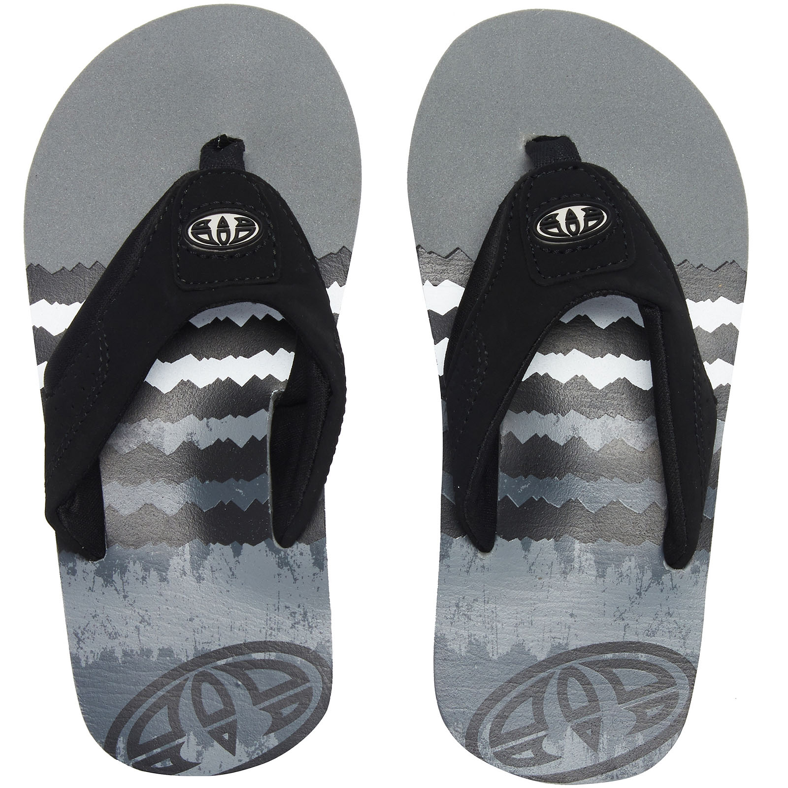 c3a69c37984f Animal Boys Jekyl Logo Slip on Beach Holiday Summer Thongs Sandals Flip  Flops 3 Black. About this product. Picture 1 of 3  Picture 2 of 3 ...