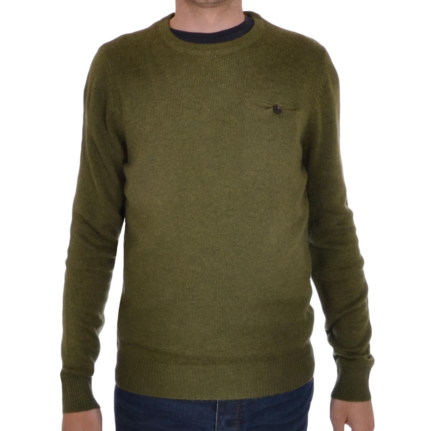 Layer up in effortless transitional looks with our men's knitwear collection. In a variety of designs, style out the season's trends of V-neck jumpers, zip necks and textured crews. Pair with tees,hoodies and denim for stylish attire, or smarten up your casual look with fine knits and knitted polos.