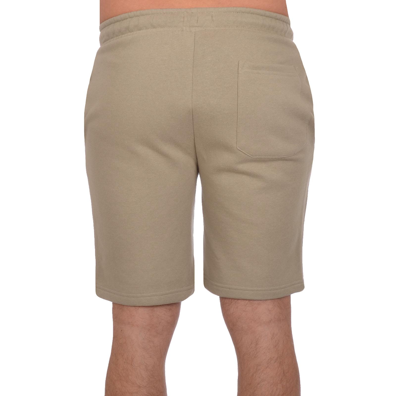 Brave-Soul-Mens-Tarley-Cotton-Casual-Jersey-Jogging-Jogger-Sweat-Shorts-Bottoms