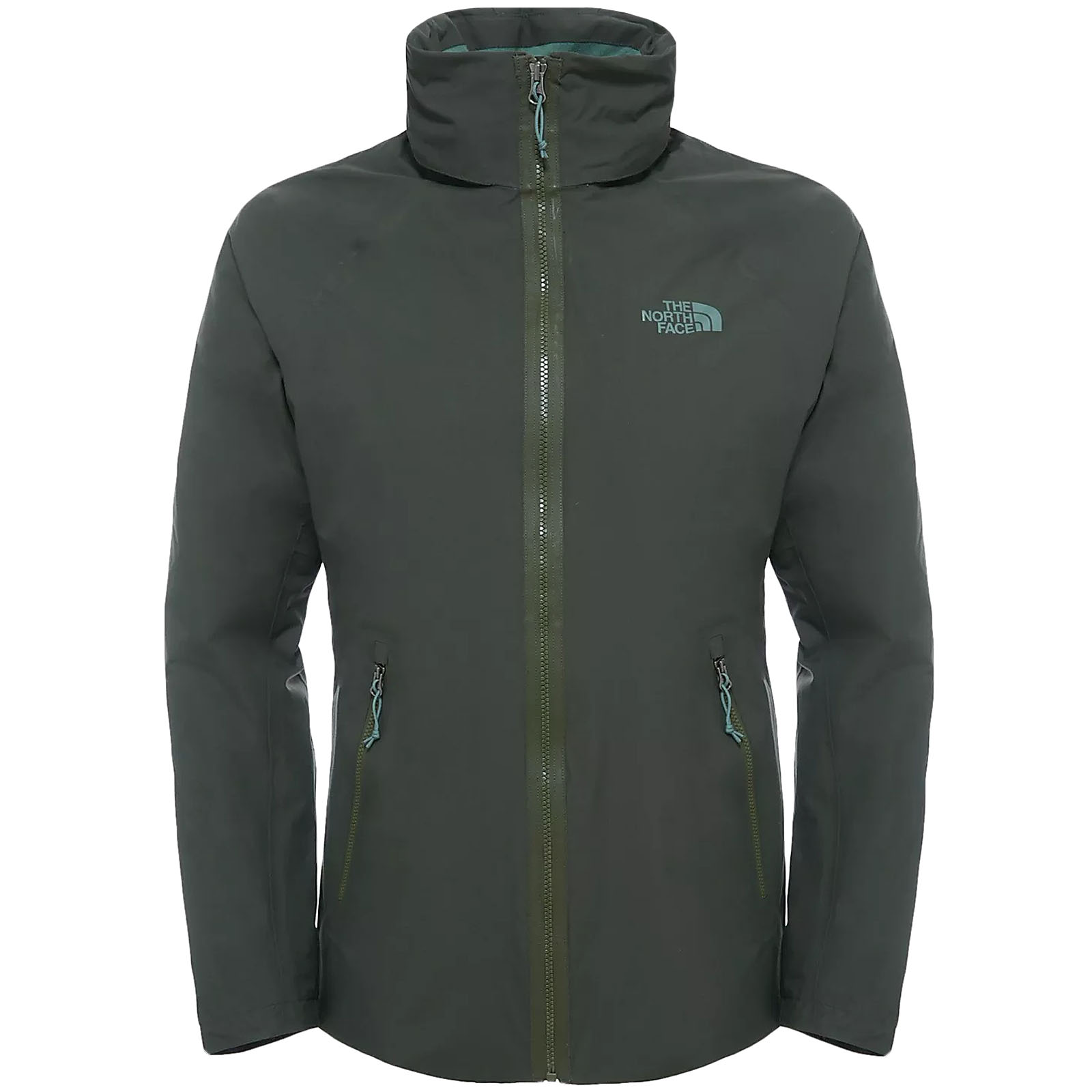 chaquetas impermeables north face
