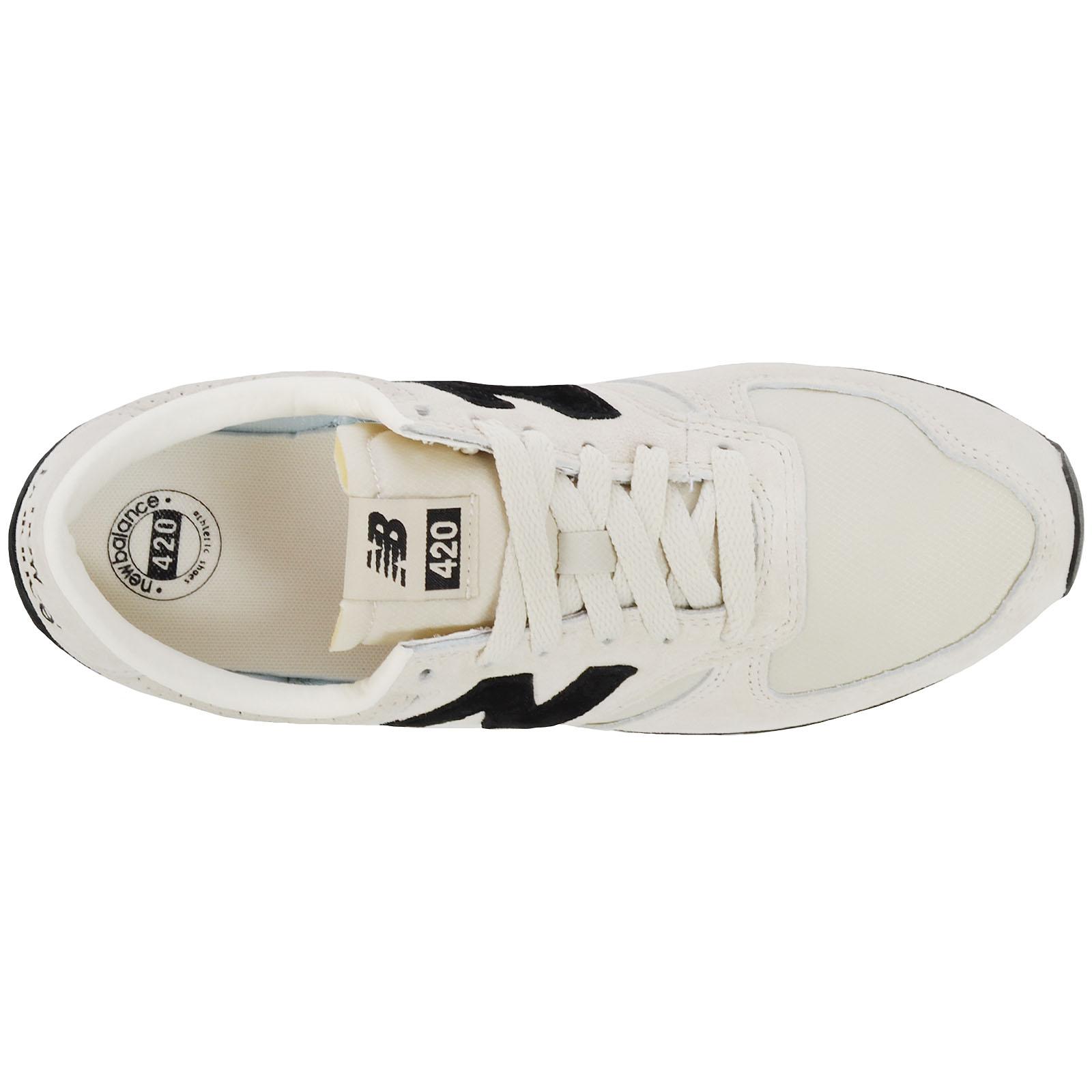 New Balance Reengineered NB 420 Mens Classics Casual Reengineered Balance Suede Shoes Trainers d0ba8b