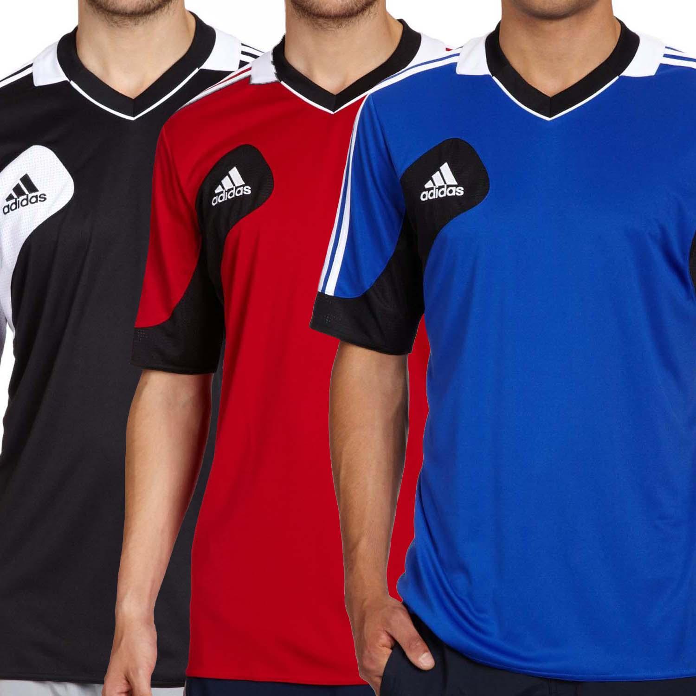 adidas Performance Condivo 12 Climacool Mens Training Soccer Jersey Shirt Top | eBay